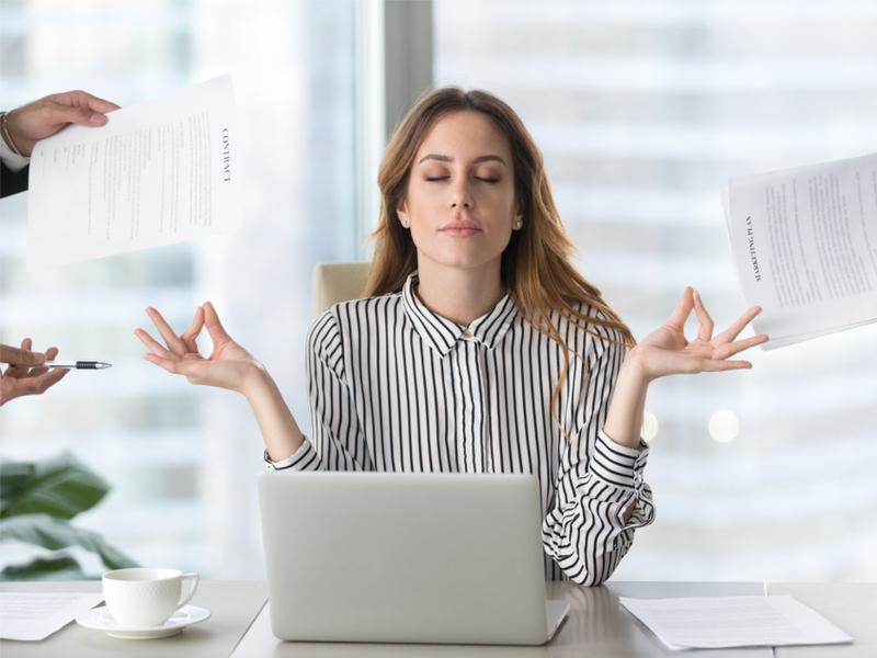 Zarządzanie emocjami w pracy zawodowej